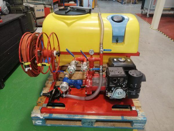 kit haute pression R2 pour intervention