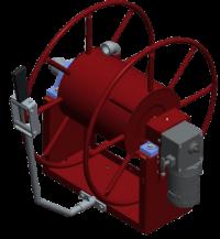 EUROMAST 24V wire feeder