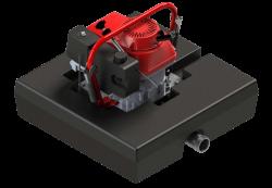 Euromast floating motor pump