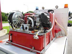 Kit haute pression