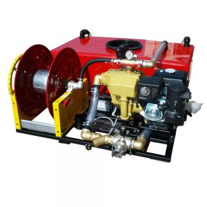 Euromast low pressure intervention kit