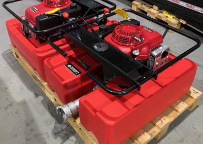 Motopompe flottante essence EUROMAST