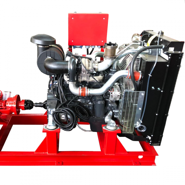 Radiateur groupe motopompe centrifuge