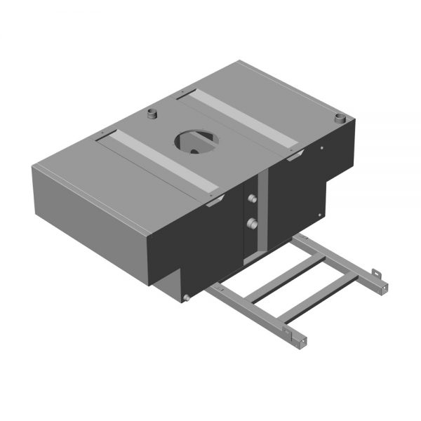 Citerne kit hp INOX forme T