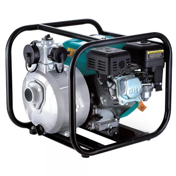 Euromast portable fire pump