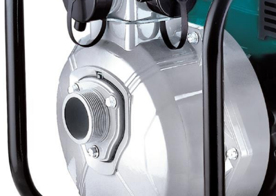 Resistant fire pump body