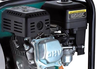 Transportable thermal pump motor