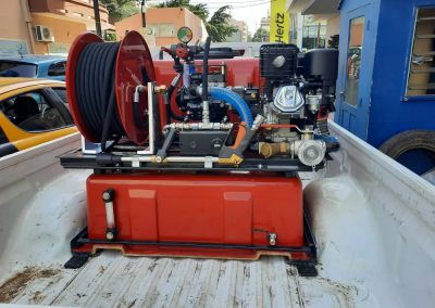 Kit haute pression incendie