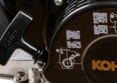 Kholer diesel engine for pump