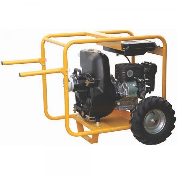 Work motor pump with EUROMAST heat engine