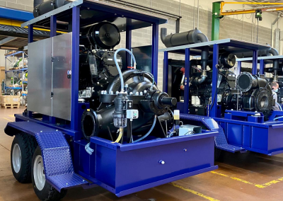 Cornell pumping unit