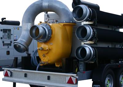 Groupe motopompe de transfert thermique