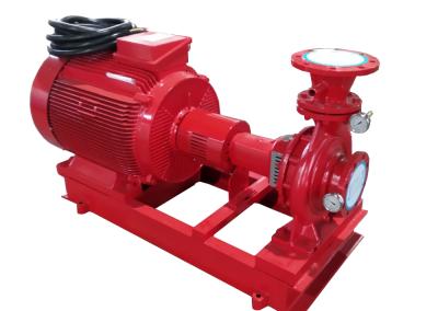 NFPA 20 electric pump set