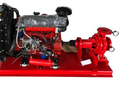 Groupe d'intervention avec moteur Kansas diesel