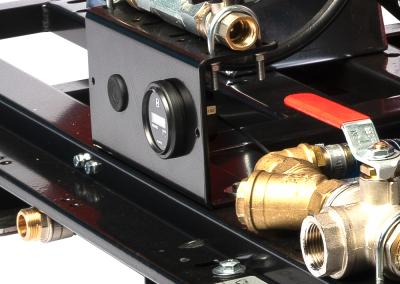 Raccords de pompe thermique et électrique