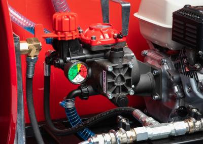 thermostat pour pompe d'épreuve colonne sèche